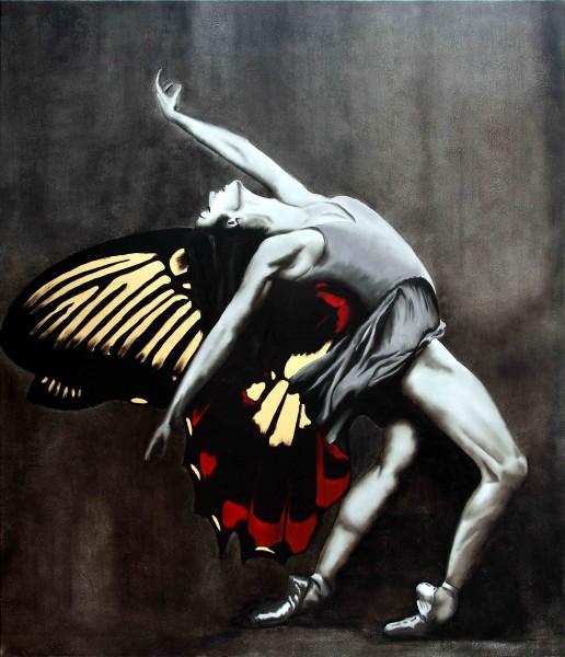 Butterfly - Golden Butterfly