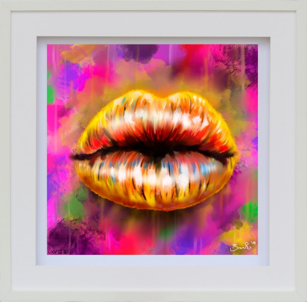 Popping Lips - LXVIII-II